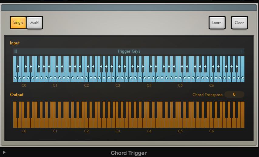 one finger chord software - Gearslutz
