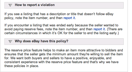 how to cancel a bid on ebay that i won
