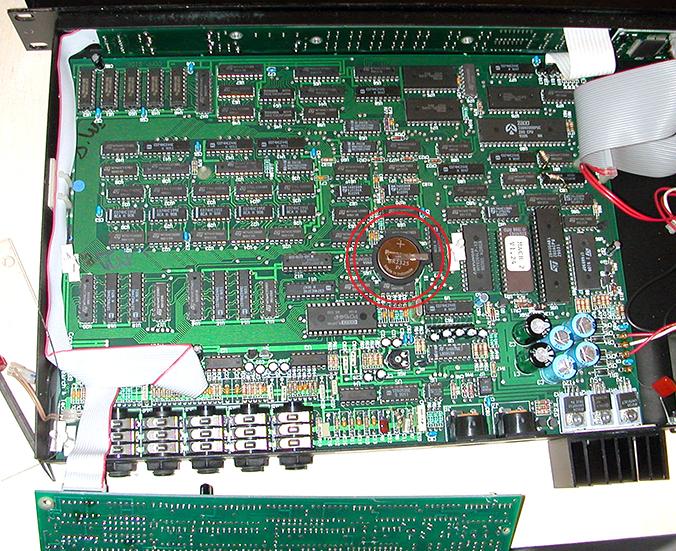 Internal Battery & Reset Resource Page - Page 3 - Gearslutz