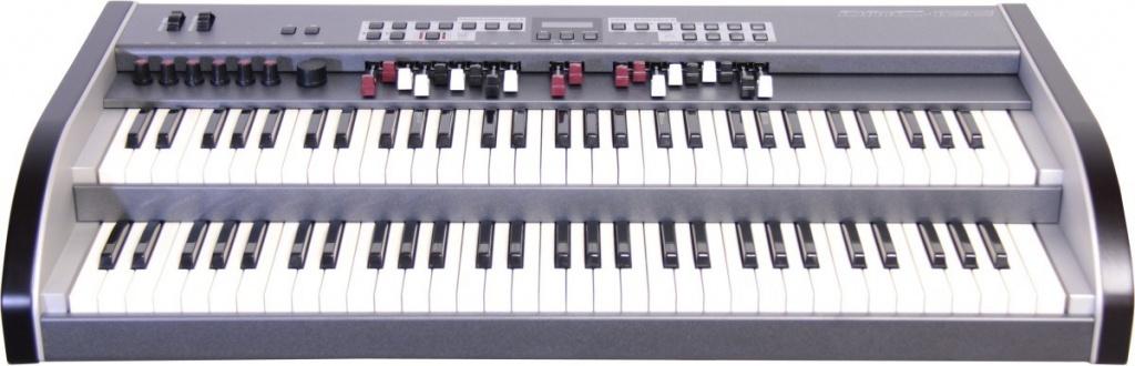 DMC-122 Dual-Manual MIDI Controller - Gearslutz