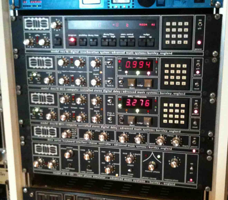 Name the gear: Chemical Brothers Studio - Gearslutz Pro ...
