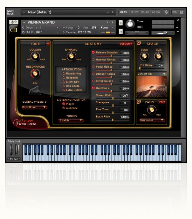 Korg Kronos Acoustic Sounds - Gearslutz
