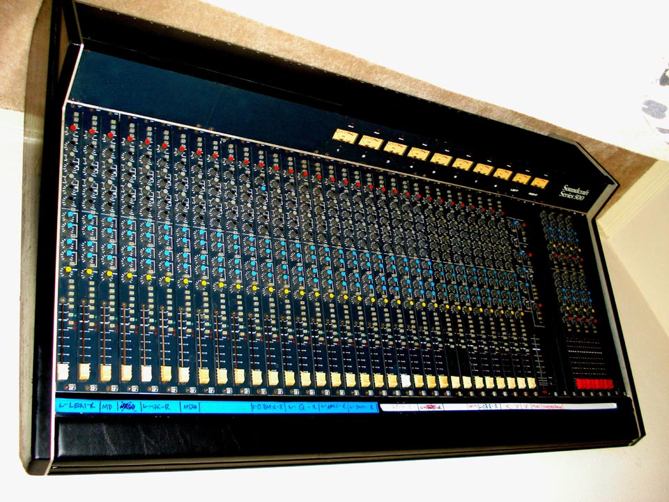 Electronic Sound Board : Mixing board for electronic music gearslutz pro audio