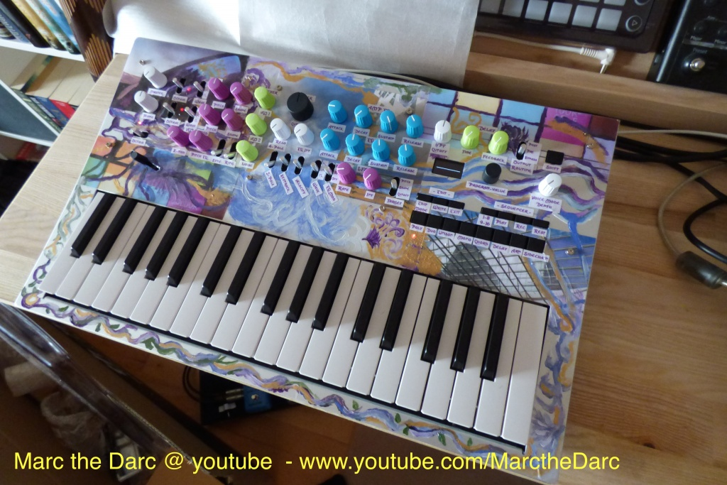 125 Custom Patches for the KORG Minilogue Synthesizer