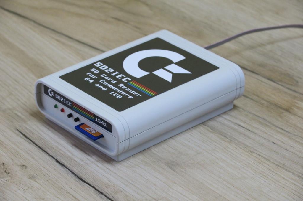 EMU SP12 Turbo with Commodore 64 Drive Simulator? - Gearslutz