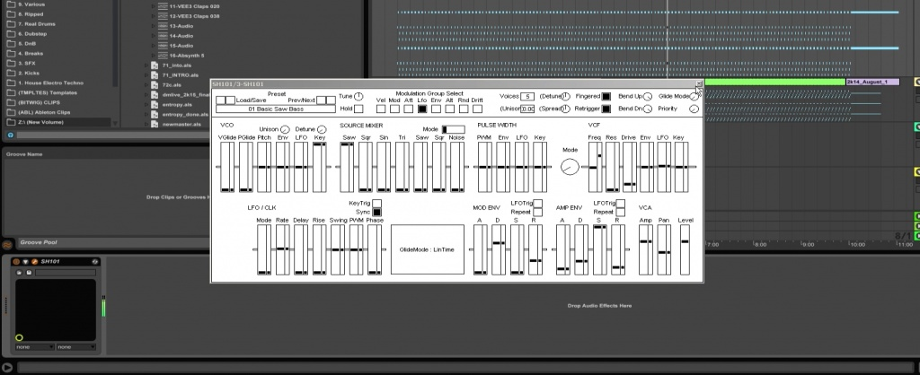 This Deadmau5 synth sound? - Gearslutz