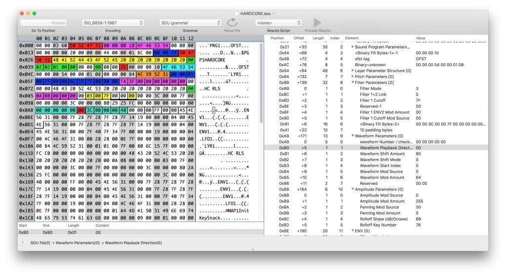 ASR-X transwave access hacking  sou files - Gearslutz