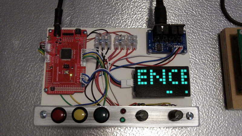 My Arduino Step Sequencer, Arpeggiator, Recorder, MIDI Gauge, and