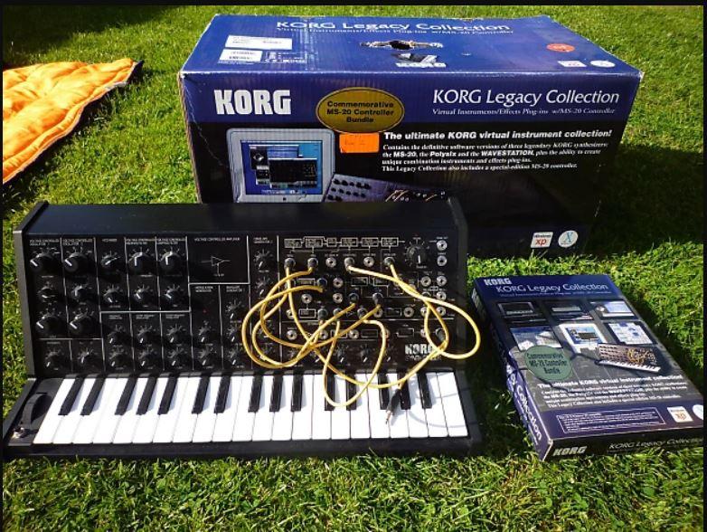 korg legacy collection vst full