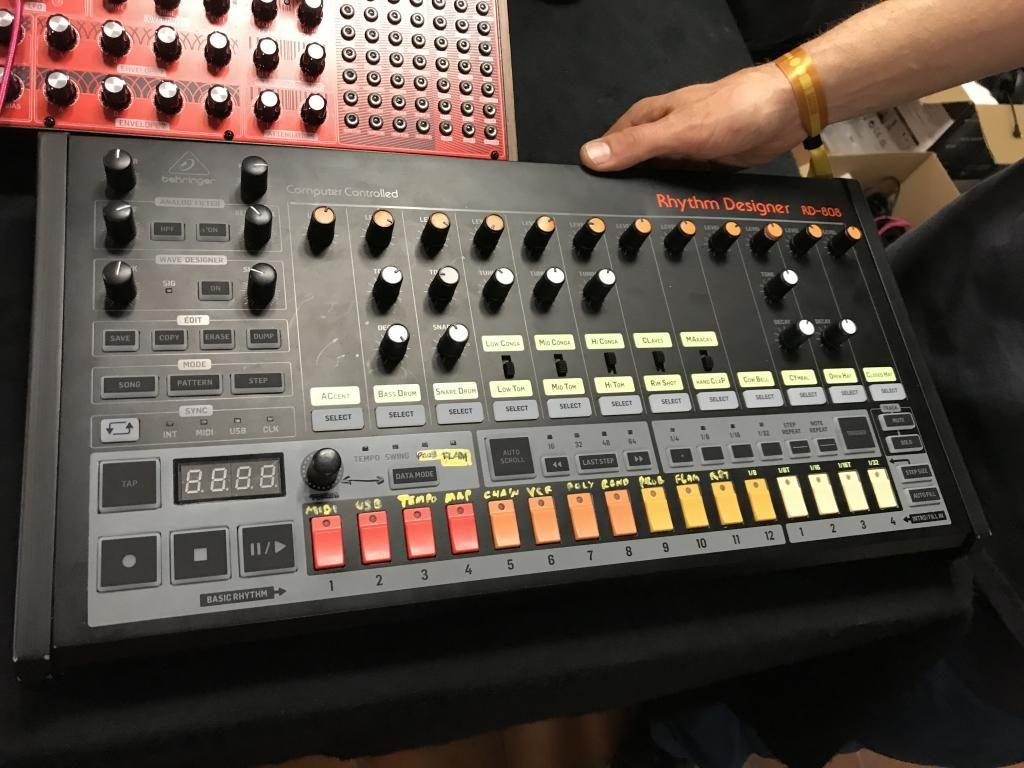 Behringer RD808 Analog Drum Machine - Page 88 - Gearslutz