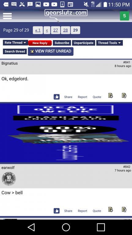 Behringer RD-909 Rhythm Designer - Page 29 - Gearslutz
