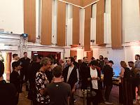 New Roland Synths Launch - Abbey Road, London, 29 August 2019-crowd-h.jpg