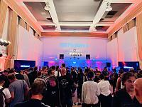 New Roland Synths Launch - Abbey Road, London, 29 August 2019-crowd-i.jpg