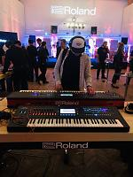 New Roland Synths Launch - Abbey Road, London, 29 August 2019-fantom-e.jpg