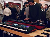 New Roland Synths Launch - Abbey Road, London, 29 August 2019-fantom-u.jpg