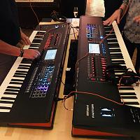 New Roland Synths Launch - Abbey Road, London, 29 August 2019-fantom.jpg