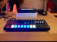 New Roland Synths Launch - Abbey Road, London, 29 August 2019-groovebox-mc-707-f.jpg
