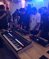 New Roland Synths Launch - Abbey Road, London, 29 August 2019-jupiter-x-.jpg