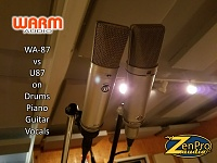 Warm Audio WA-87 vs Neumann U87 at ZenPro Audio-warm-wa87-neumann-u87-shootout.jpg