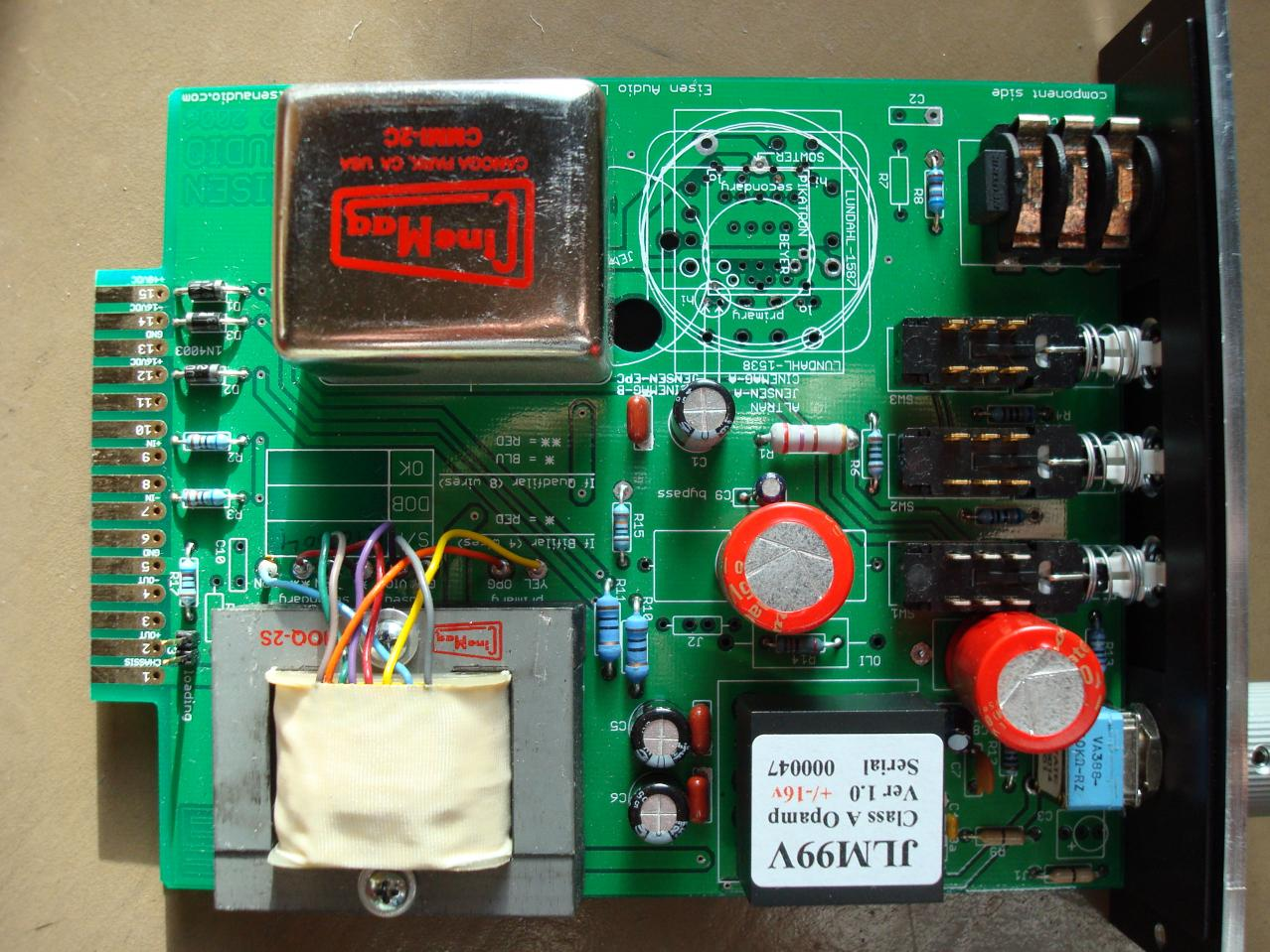 Tape Op Fs Custom Eisen Audio Api Style 500 Series Preamps Clarostat Potentiometer Wiring Image