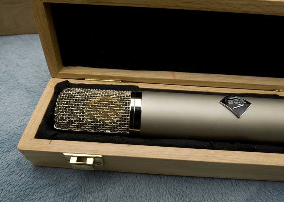 Mic mod : CK12 clone, or real one ? - Page 2 - Gearslutz