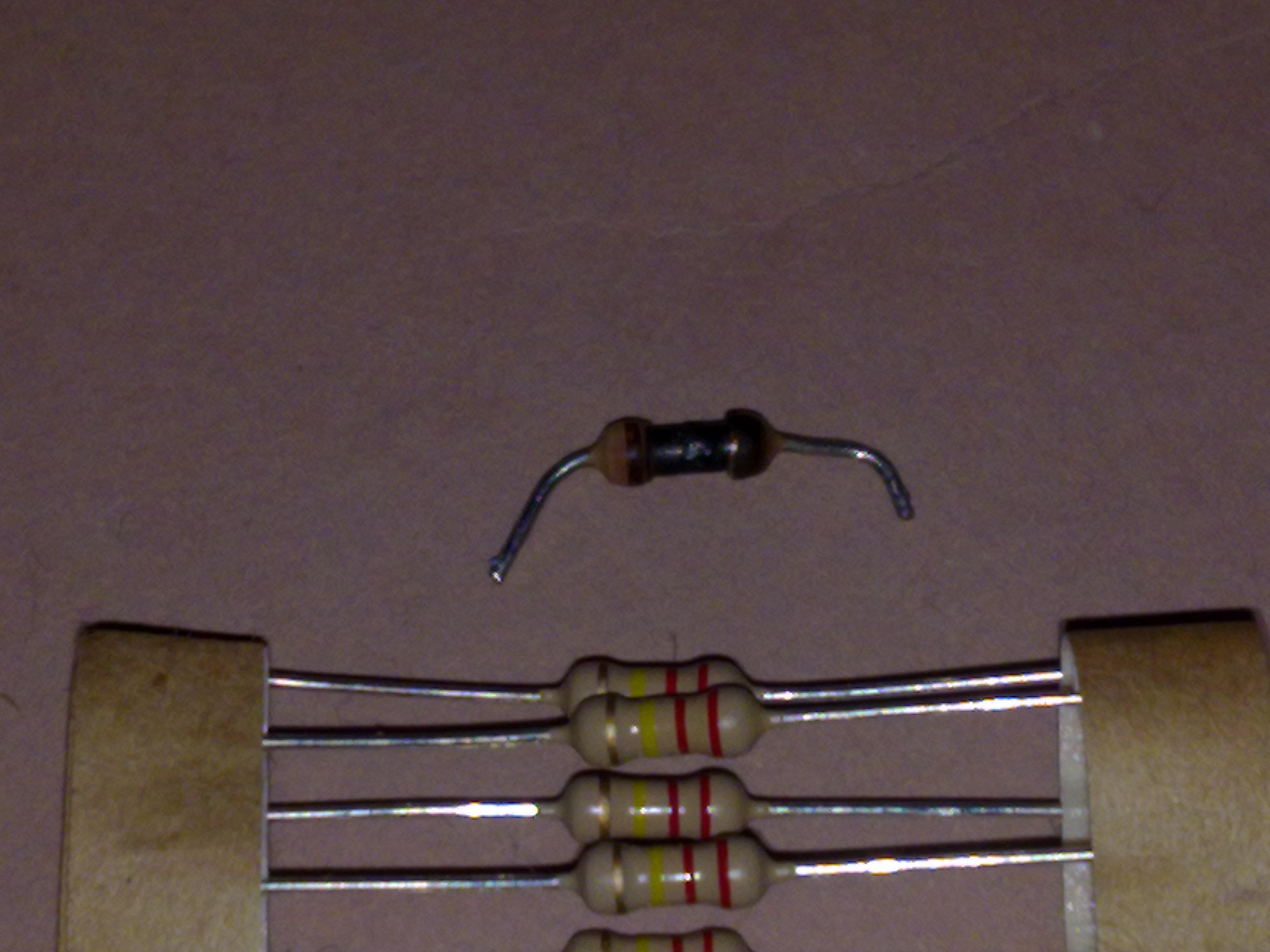 Identify Blown Resistor Gearslutz Identifying The Fuse On A Circuit Board Electronics Forum Circuits 13012010080