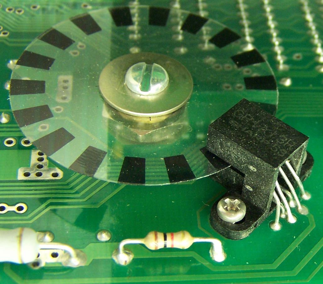 Sensors Optical Interrupter Circuit