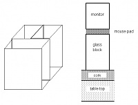 DIY desk top speaker stands-glass_blocks.jpg