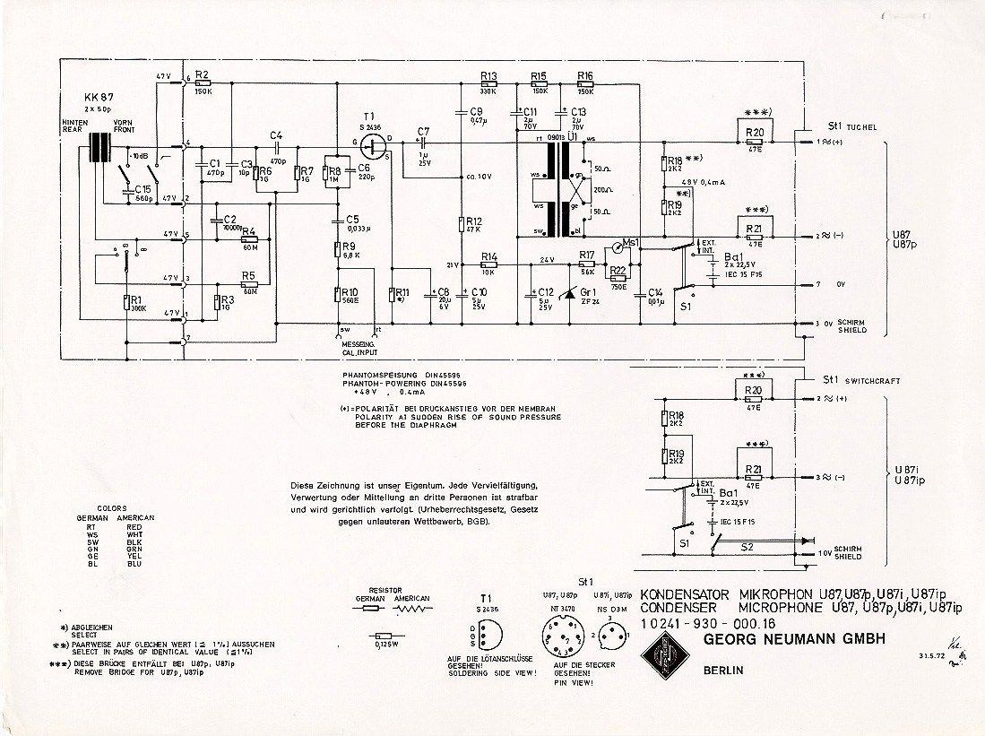mxl v67 mic mods? - Page 6 - Gearz