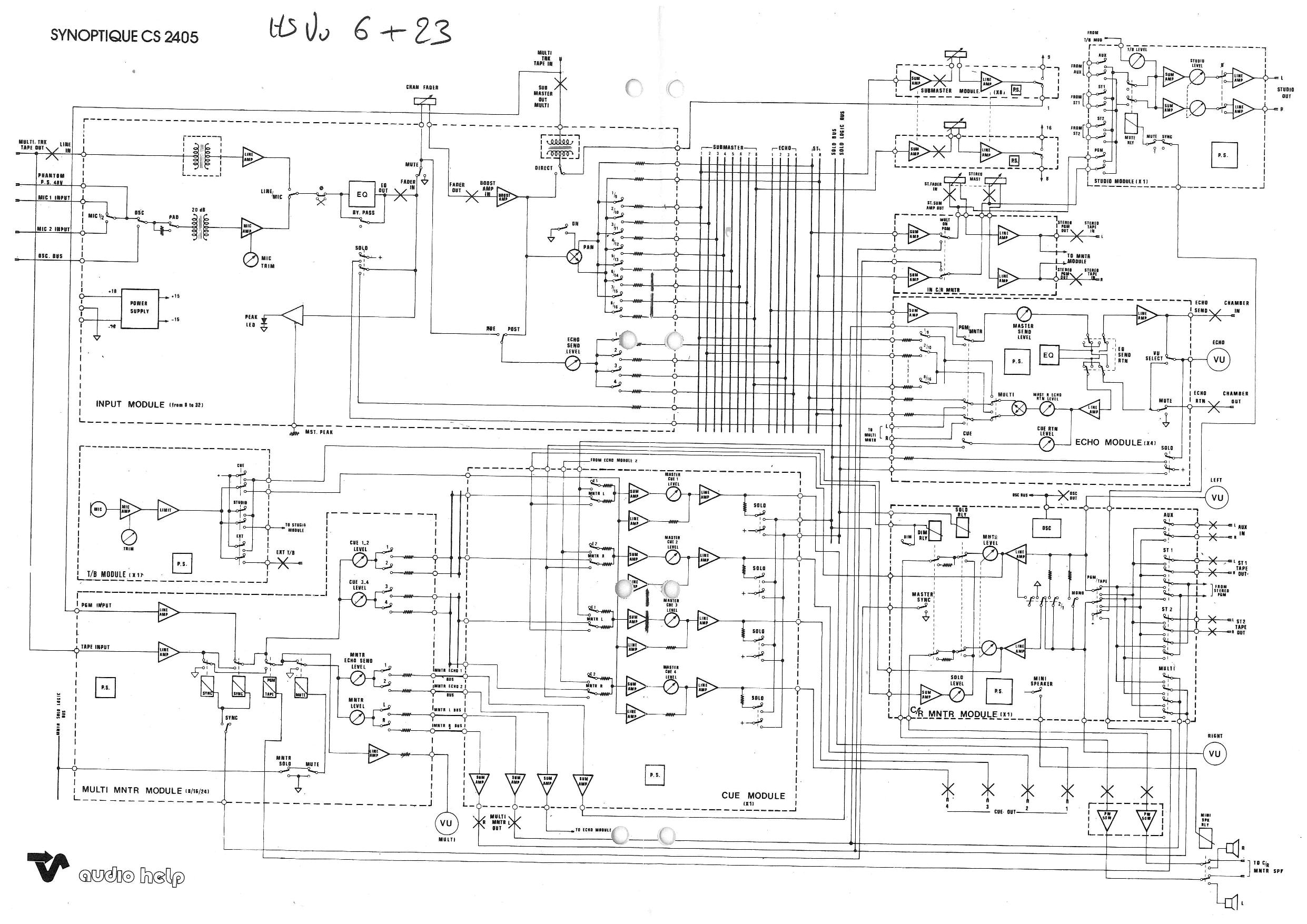 Input Module With Lf356s Advices Gearslutz Current Amplifier Circuit Diagram Made Up Of Lf356 And Others Power