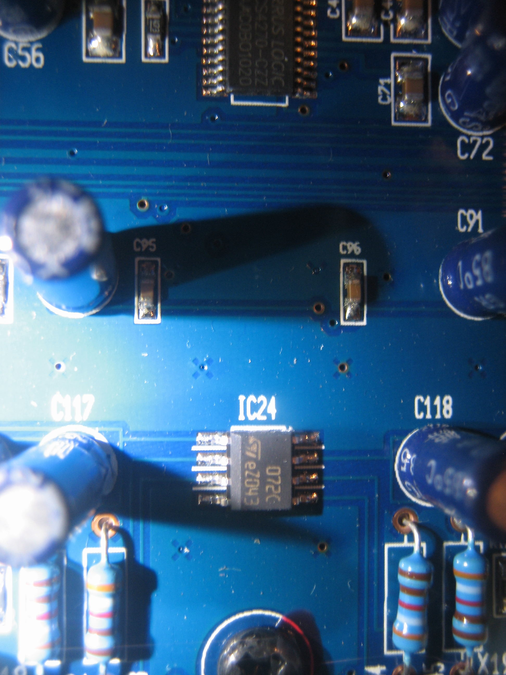 Upgrading Op Amps In Audio Equipment Texas Instruments Lm358 Dual Amp Dip Ic Design Kit 1410 Nightfire Electronics Theta Digital Legacy Product History
