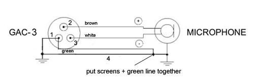 Help With Wiring Diagram Gac 3 Xlr To Xlr Gearslutz Com