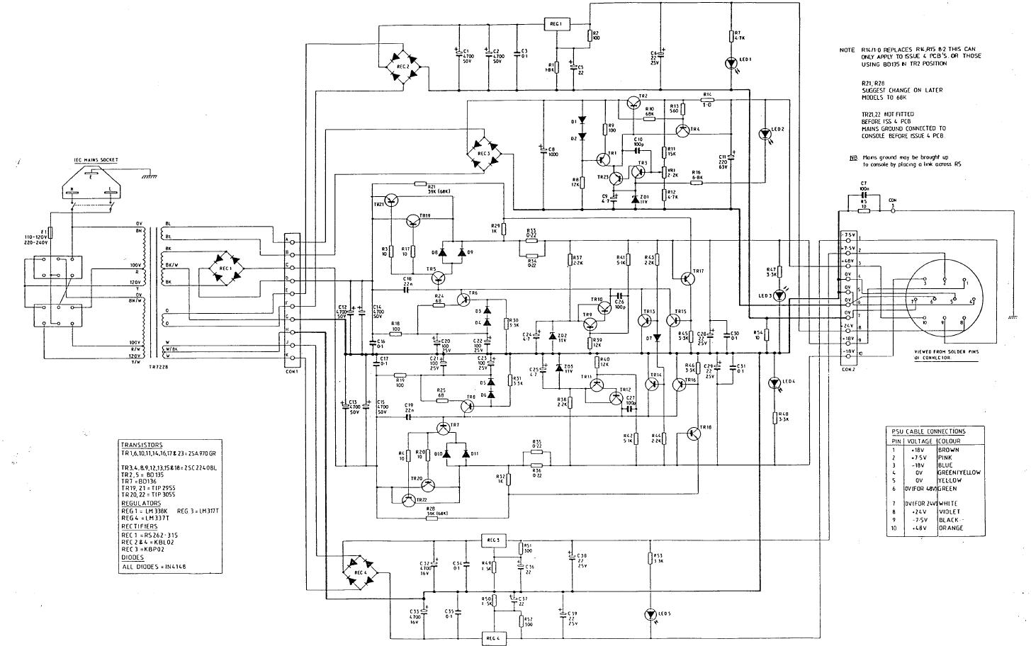 sound mixer wiring diagram  sound  get free image about