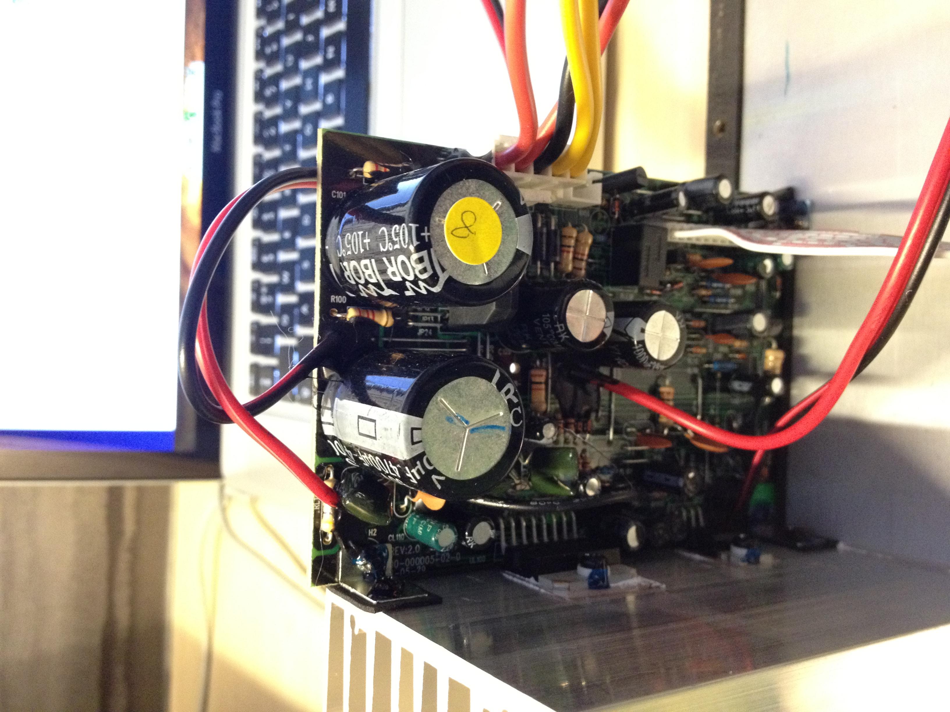 303010d1343669457 krk rokit rp8 g2 hf amp repair img_0574 krk rokit rp8 g2 hf amp repair gearslutz pro audio community KRK Rokit 8 at eliteediting.co