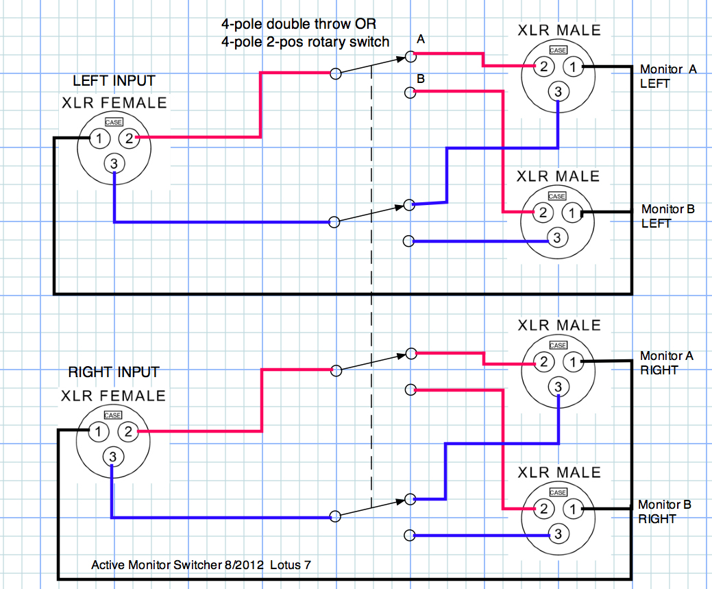 Ear Solid State Electronics moreover How To Control L  By Single Way Or likewise How To Use A 10 Pin Dip Switch On A 8x3 Encoder Ic 74ls148 likewise Using A Momentary Push Button As A Latching On Off Toggle Switch also 2 Way Switch Wiring Diagram. on 4 switches on one circuit