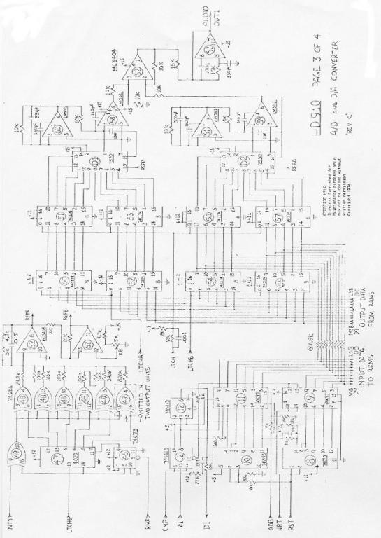eventide h910 harmonizer schematic