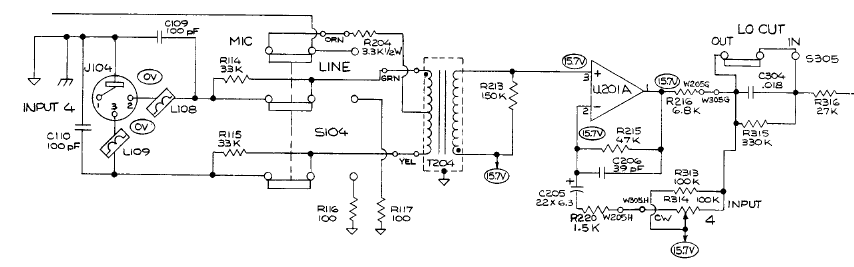 340551d1366127843 suggestions mic pre schematics shure m267 input schemo suggestions for mic pre schematics? gearslutz pro audio community  at panicattacktreatment.co