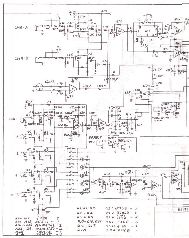 korg stage echo 500 gearslutz pro audio community korg stage echo 500 se500 schema1 jpg