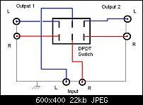 speaker selector switch wiring diagram speaker simple speaker selector switch question gearslutz pro audio on speaker selector switch wiring diagram