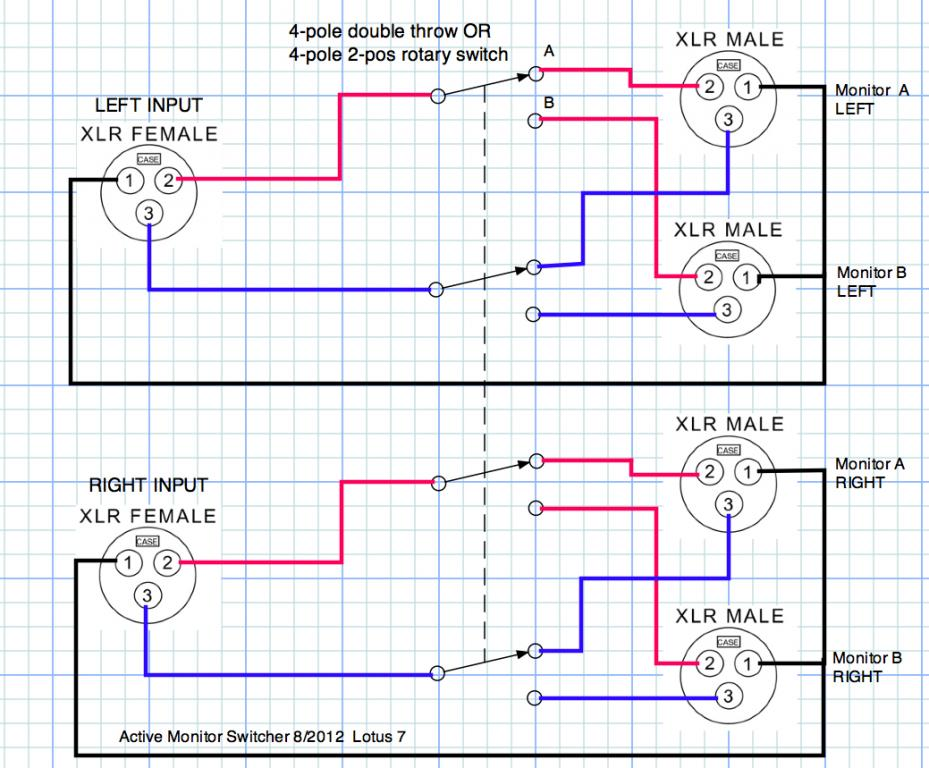 Xlr To Ts Wiring Diagram on xlr to 1 4 jack, xlr to 1 4 transformer, 4 pin connector wiring diagram, xlr to 1 4 cable, 1 4 cable wiring diagram,