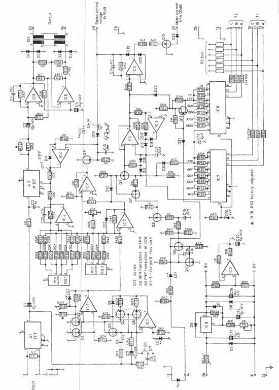 NTP Limiter, what is this rectifier ciruit block doing