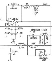 variable resitor in op amp feedback loop? gearslutz