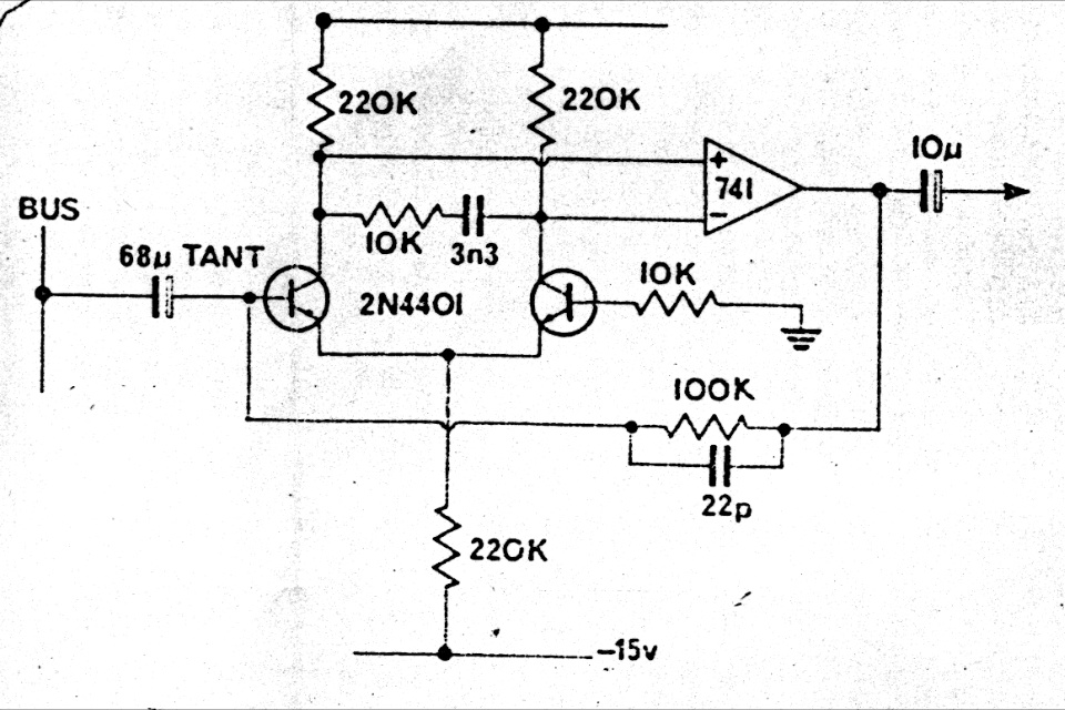 ideas for upgrade of mixer channel circuit