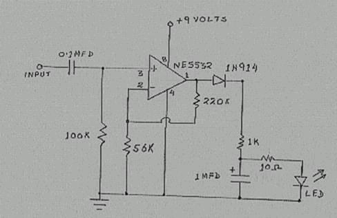 Model And Remote Control Schematics as well Photodiode moreover Chlorine Molecule Forms Covalent Bond together with Encoder Guide also PIC16F630 14 Pin FLASH Based 8 Bit CMOS Microcontrollers 6132. on light detector circuit