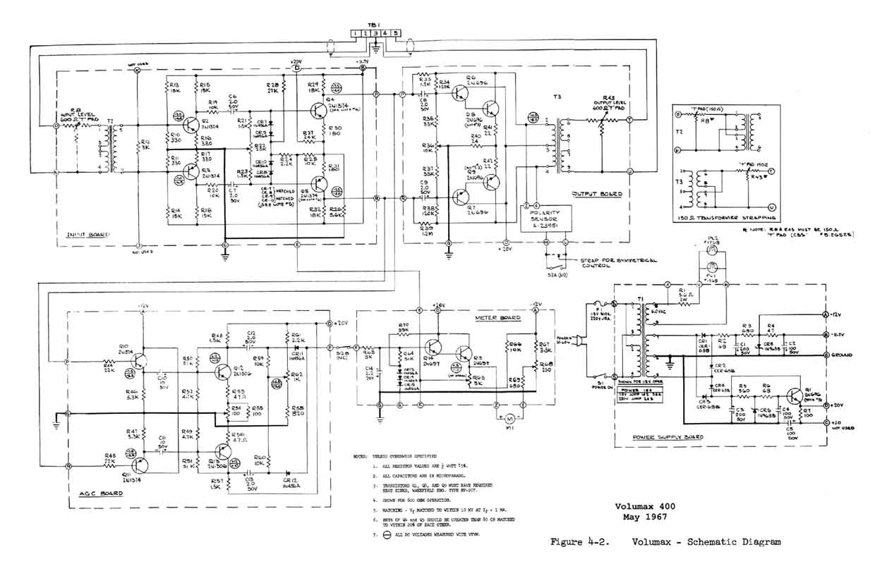cbs volumax schematics   mods