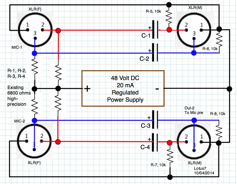 The Schematics Is Pretty Simple The Quotvoltage Selectorquot Switch Is