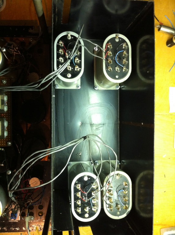 Diy Transformer Mojo Box Page 2 Gearslutz Pro Audio
