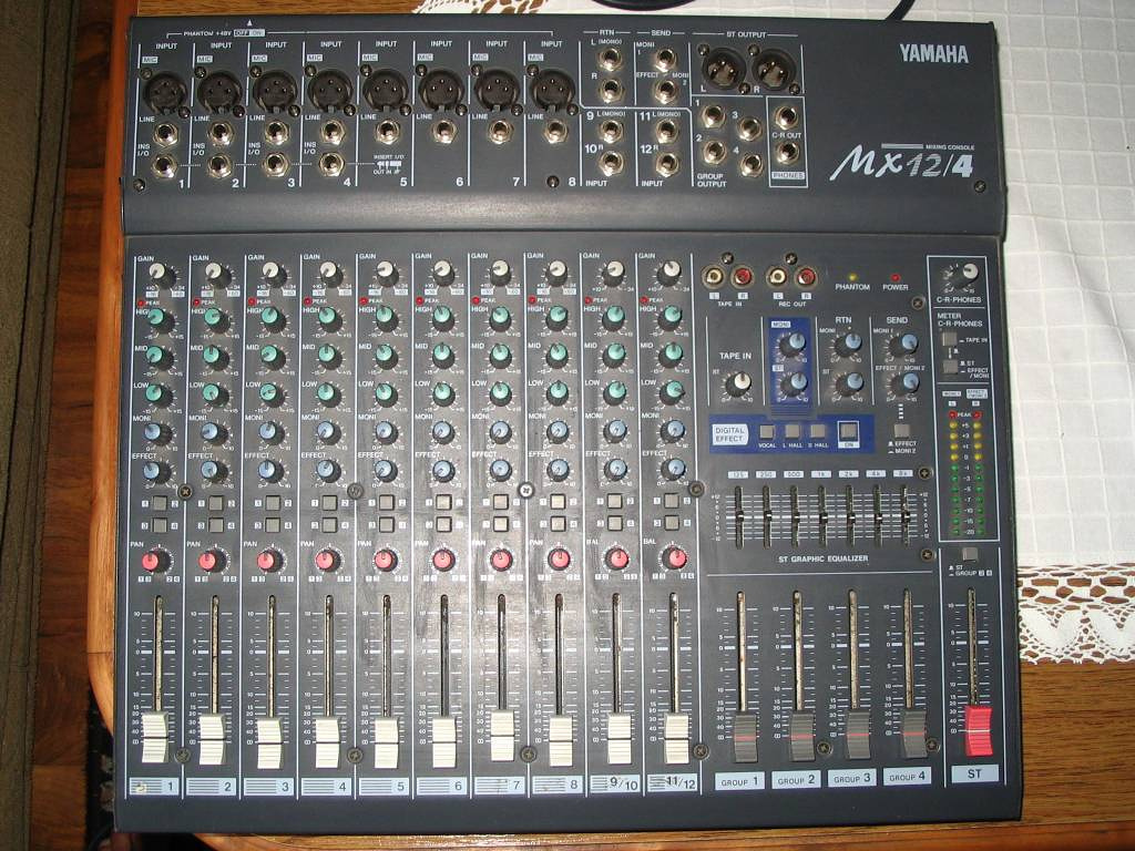 Yamaha Mx Manual