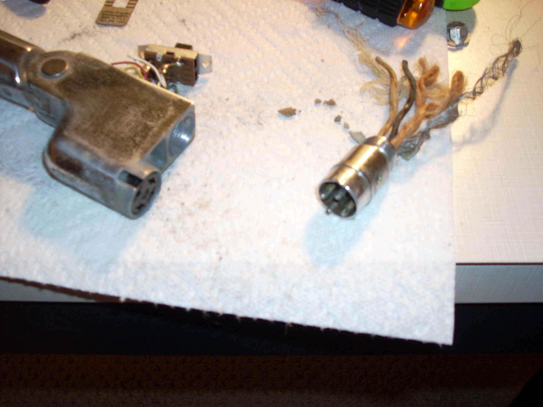 Ev 664 Mic Wiring Issues Gearslutz Shure Microphone 4 Pin Diagram Ev664 Pic2