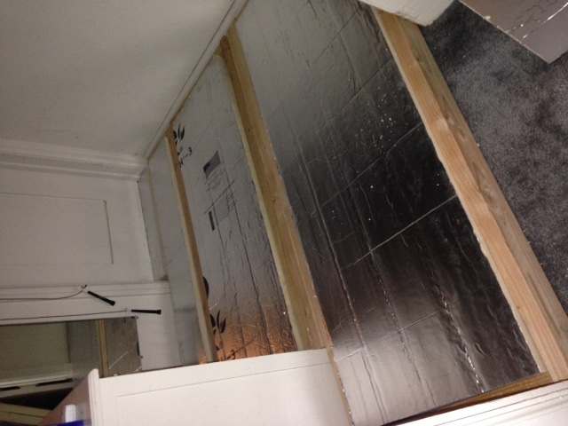 Soundproofing 5x5 Closet In Apartment For
